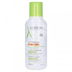 ADERMA EXOMEGA CONTROL EMOLLIENT CREAM ANTI SCRATCHING 400ML
