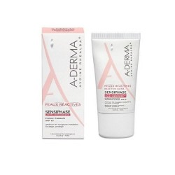 ADERMA SENSIPHASE AR ANTI REDNESS CREAM 40ML