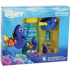 DISNEY DORY EDT 50ML SPRAY + SHOWER GEL 250ML