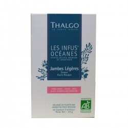 OCEANE INFUS THALGO BIO LIGHT LEGS TREATMENT 20 UNITS