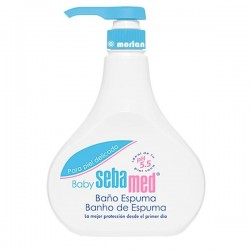 SEBAMED BAO BABY FOAM 500ML