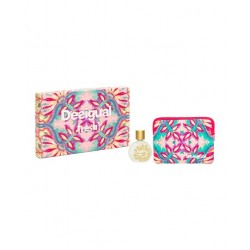 UNEQUAL 100 FRESH WOMAN EDT + VANITY CASE