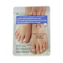 LUXIDERMA HIDRATANTE SOCK FOOT
