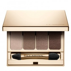 4 COLORS EYESHADOW PALETTE 03 BROWN