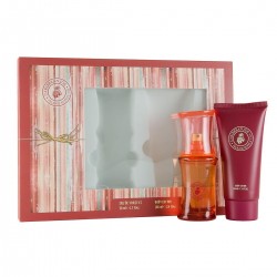 CARIBBEAN JOE FOR GIRL EDT 50ML + KORPERLOTION 100ML