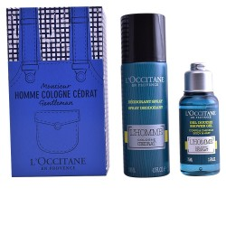 EAU CEDRAT DESODORANTE SPRAY 130ML + GEL DUCHA 75ML