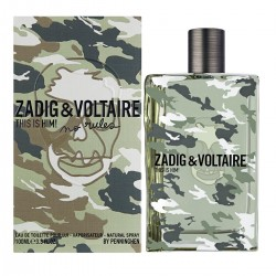 ZADIGVOLTAIRE THIS IS HIM NO RULES EDT EDICION LIMITADA 100ML SPRAY