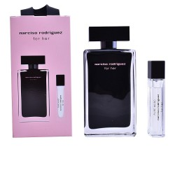 FOR HER EDT SPRAY 100ML + EDP PURE MUSC SPRAY 10ML