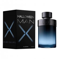 JESUS DEL POZO HALLOWEEN MAN X EDT 125ML SPRAY
