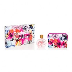 UNEQUAL FRESH BLOOM EDT 100ML SPRAY + NECESER
