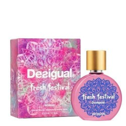 UNEQUAL FRESH EDT 100ML SPRAY FESTIVAL