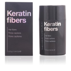 KERATIN FIBERS HAIR FIBERS DARK BLOND 12,5GR