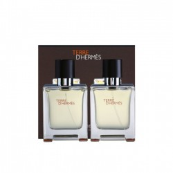 HERMES TERRE D'HERMES EDT SPRAY 2 X 50ML