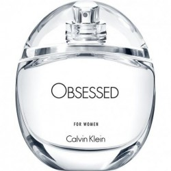 CALVIN KLEIN OBSESSED FOR WOMEN EDP 100ML SPRAY