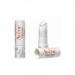 AVENE COLD CREAM STICK LEVRES DUPLO 17
