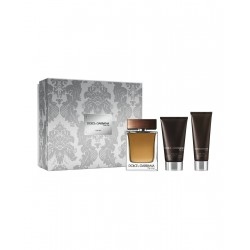 THE ONE MEN EDT 100ML + AFTER SHAVE 75ML + GEL DUCHA 50ML
