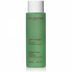 CLARINS LOTION TONIQ, PGRASSE OU MIXTE 200ML