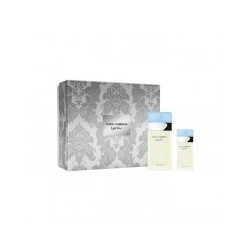 DOLCE G. LIGHT BLUE EDT SPRAY 100ML + LOCION CORPORAL 100ML