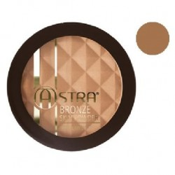 ASTRA BRONZE SKIN POWDER TERRA COMPATTA 19 NUDE PERFECT 8GR