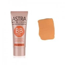ASTRA MY BB CREAM MAKE UP 03 AMBER BEIGE 30ML