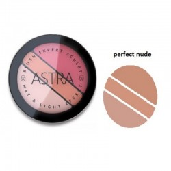 ASTRA BLUSH EXPERT SCULPT MAT Y LIGHT EFFECT 02 PERFECT NUDE