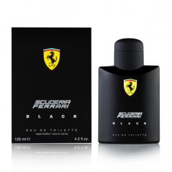 SCUDERIA BLACK EDT 125ML