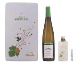 GEWURZTRAMINEREDT SPRAY 100ML + PRESENT BOTTLE OF WINE 750ML