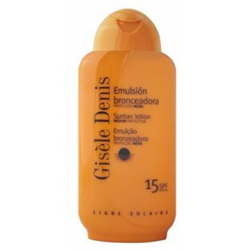 EMULSION BRONCEADORA SPF15 400ML