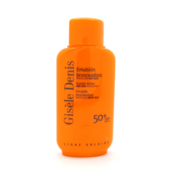 EMULSION TANNING LOTIONSA SPF50 200ML