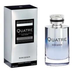 @BOUCHERON QUATRE INTENSE EDT 100VP