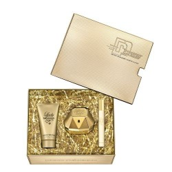 LADY MILLION EDP SPRAY 50ML + LOCION CORPORAL 75ML + MINI EDT 5ML