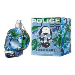 TO BE EXOTIC JUNGLE MAN EDT SPRAY 125ML