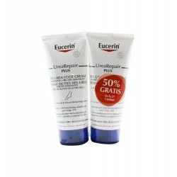 EUCERIN UREA REPAIR PLUS CREMA PIES 2X100ML