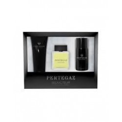PERTEGAZ SEDUCTEUR EDP 100ML + DESODORANTE 150ML + GEL 230ML