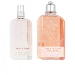 FLEURS DE CERISIER EDT SPRAY 75ML + GEL DUCHA 250ML