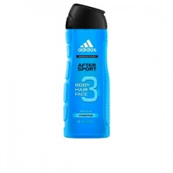 AFTER SPORT GEL DE DUCHA 400ML