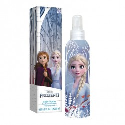 AIRVAL FROZEN II BODY SPRAY 200ML