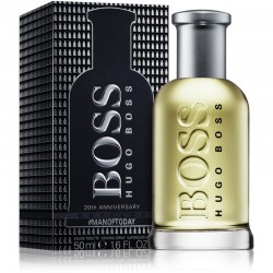 BOSS BOTTLED 20 ANIVERSARIO EDT 50ML