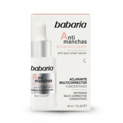 BABARIA SERUM INTELIGENTE ANTIMACHAS 30ML