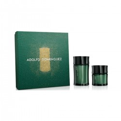 ADOLFO DOMINGUEZ BAMBU EDT POUR HOMME 120ML SPRAY + EDT 60ML SPRAY
