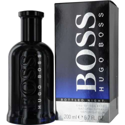 BOSS BOTTLED NIGHT EDT 200ML