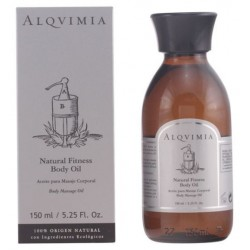 ALQUIMIA ACEITE CORP NATURAL FITNESS 150ML