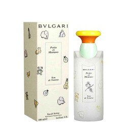 BVLGARI PETITS ET MAMANS WITH ALCOHOL EDT 100 SPRAY