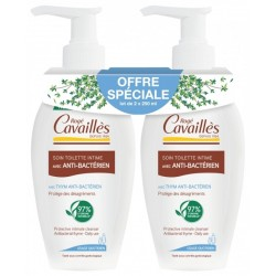 ROGE CAVAILLES SOIN INTIME ANTI-BACTE 2X250GR
