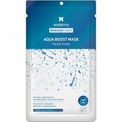 BEAUTY TREATS AQUA BOOST MASCARILLA 25ML