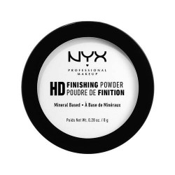 HD FINISHING POWDER MINERAL BASED TRANSLUCENT 8GR