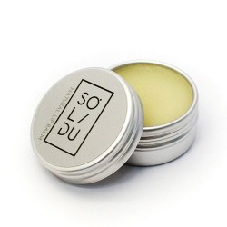 NATURAL COCONUT OIL & BEESWAX LIP BALM 15GR
