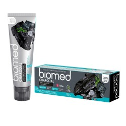 BIOMED CHARCOAL DENTIFRICO 100GR