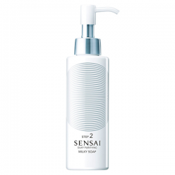 SENSAI SILKY PURIFYING MILKY SOAP STEP 2 150ML