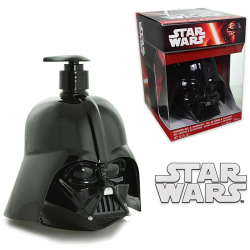 STAR WARS 3D GEL DE DUCHA-CHAMPU 500ML AIR